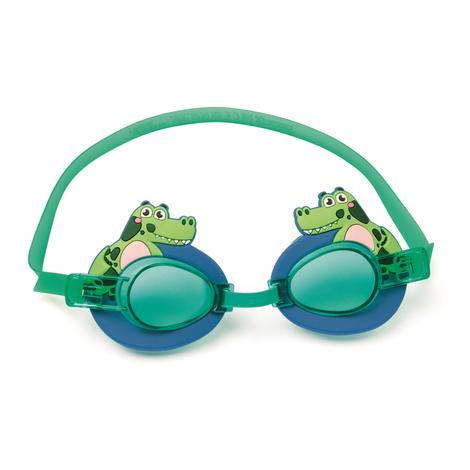 Bestway Karakter Lisanslı Yüzücü Gözlüğü - Sevimli Kahramanlar