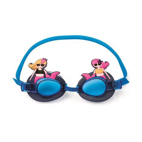 Bestway Karakter Lisanslı Yüzücü Gözlüğü - Deniz Kızı