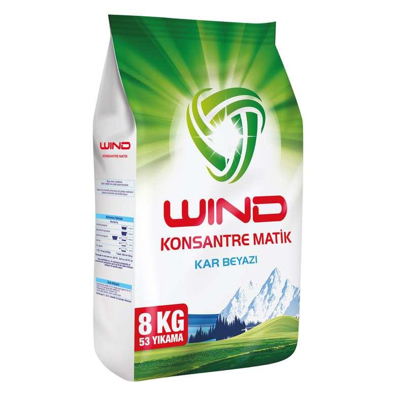 Windmatik Toz Deterjan Beyaz 8 Kg