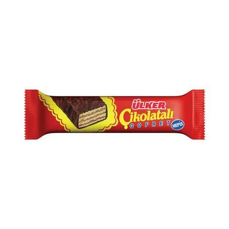 Ülker Gofret Çikolatalı 36 G