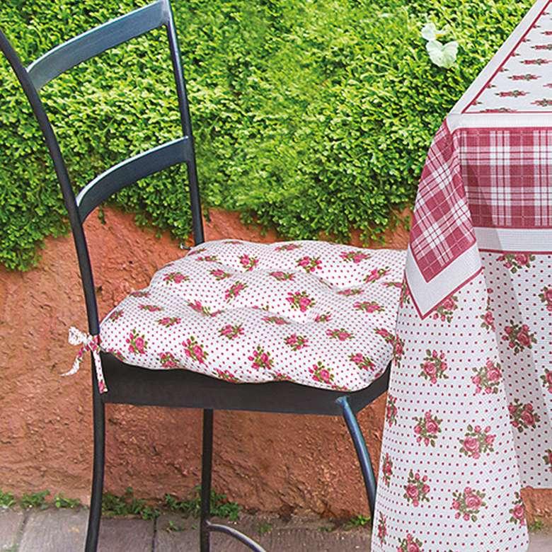 Sandalye Minderi 40x40 Cm