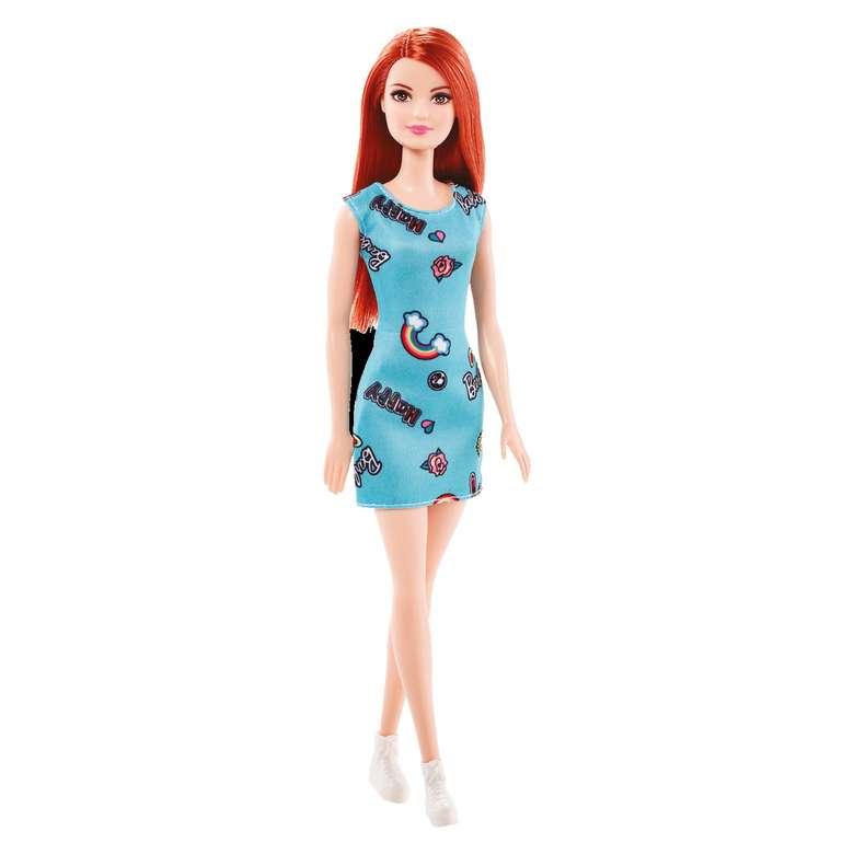 Barbie Bebek - Kızıl