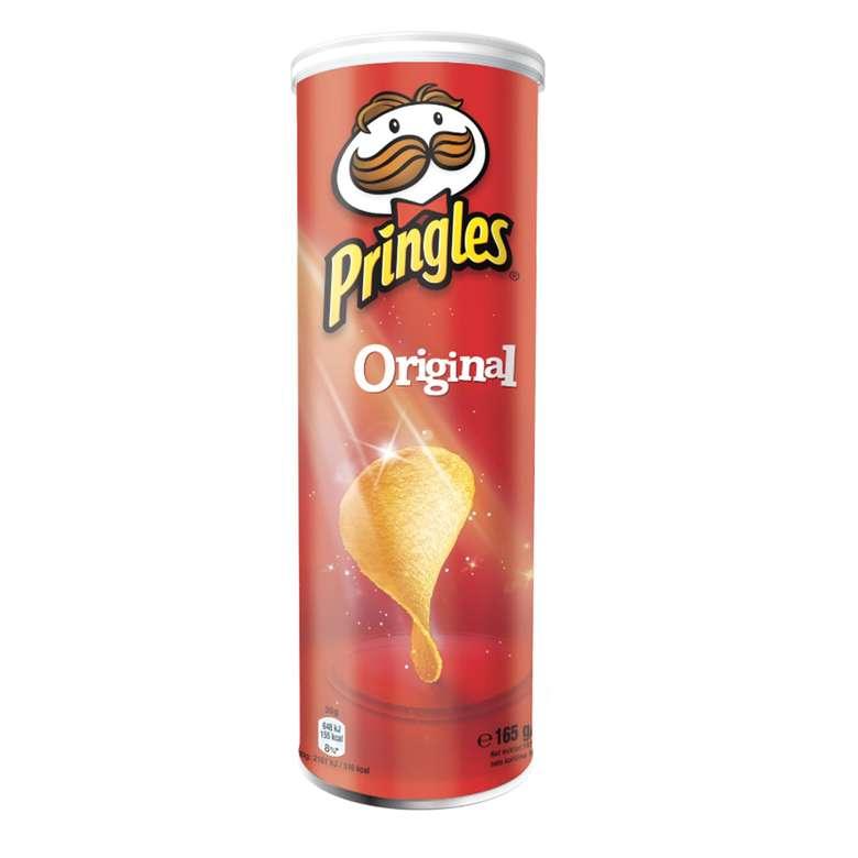 Pringles  Patates Cipsi  Original 165 G