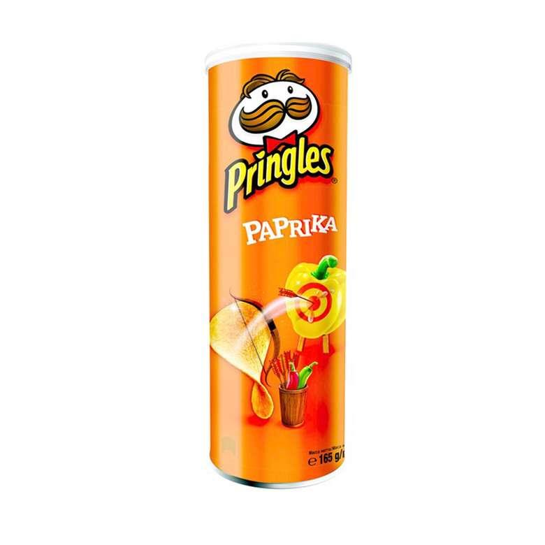 Pringles Patates Cipsi Paprika 165 G