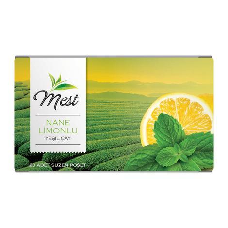 Mest Yeşil Çay 20x1.75 G