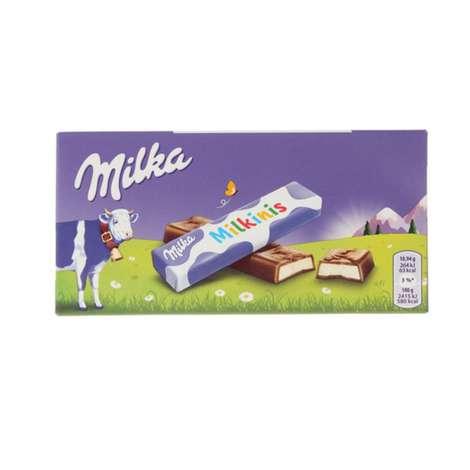 Milka Milkinis Çikolata Sütlü 87.5 G