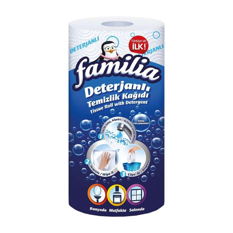 Familia Kağıt Havlu Deterjanlı