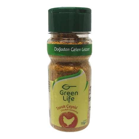 Greenlife Baharat Tavuk Çeşnisi 70 gr