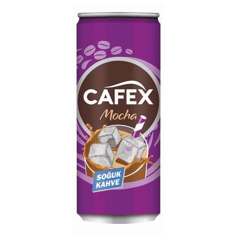 Cafex Soğuk Kahve Mocha 250 Ml