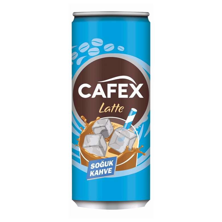 Cafex Soğuk Kahve Latte 250 Ml