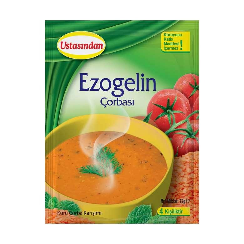 Ustasından Çorba Ezogelin 72 G