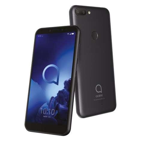 Alcatel Cep Telefonu 1s - Siyah