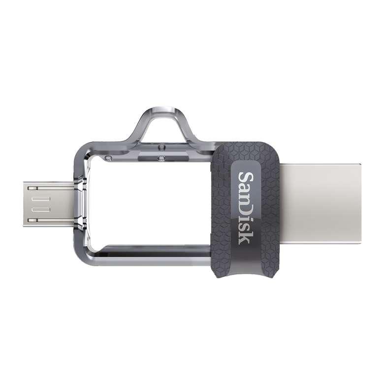 Sandisk 32 Gb Usb 3.0 Dual Bellek