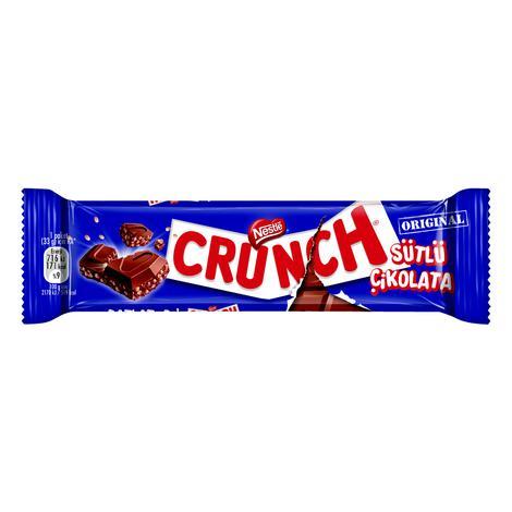 Nestle Crunch Çikolata Sütlü Pirinç Patlaklı 33 G