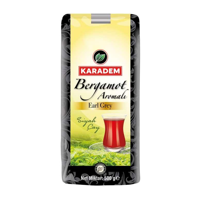 Karadem Çay Bergamot Aromalı 500 G
