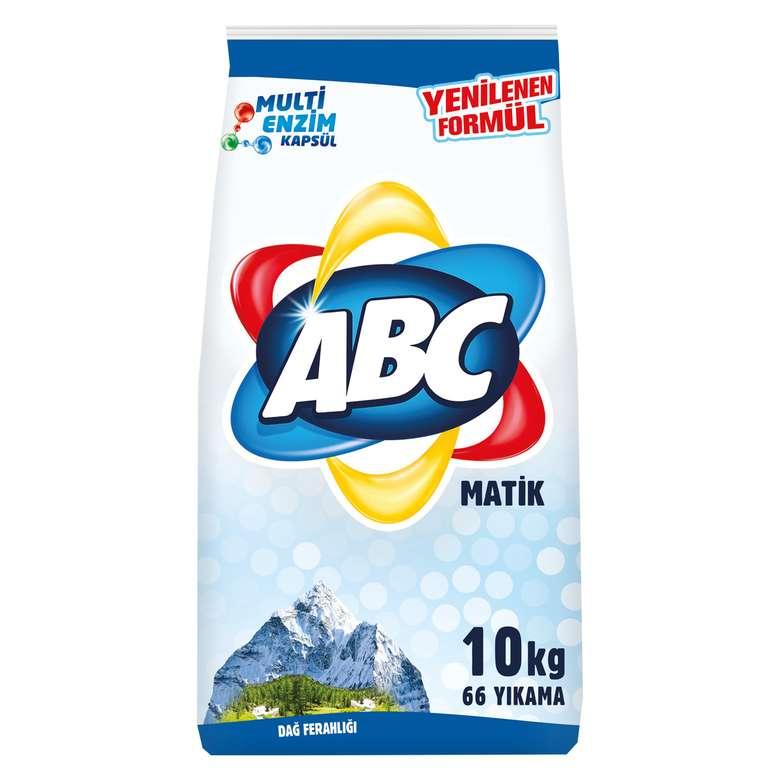 Abc Toz Deterjan 10 Kg
