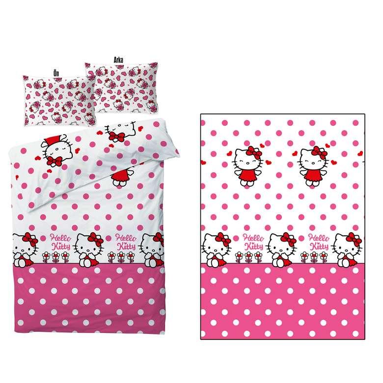 Hello Kitty Team Nevresim Seti