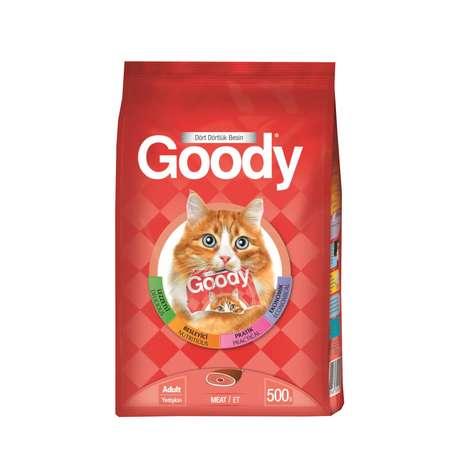 Goody Kedi Maması 500 G Etli