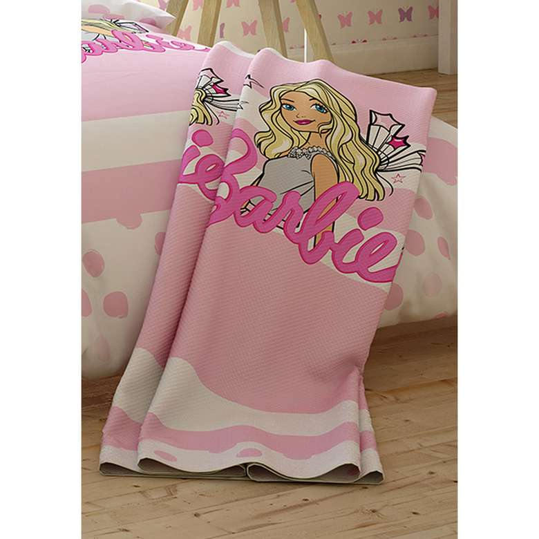 Barbie Team Pike 150x200 Cm