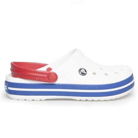 Crocs Crocband Bayan Terlik - Beyaz 38-39