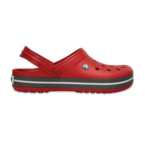 Crocs Crocband Bayan Terlik - Kırmızı 37-38