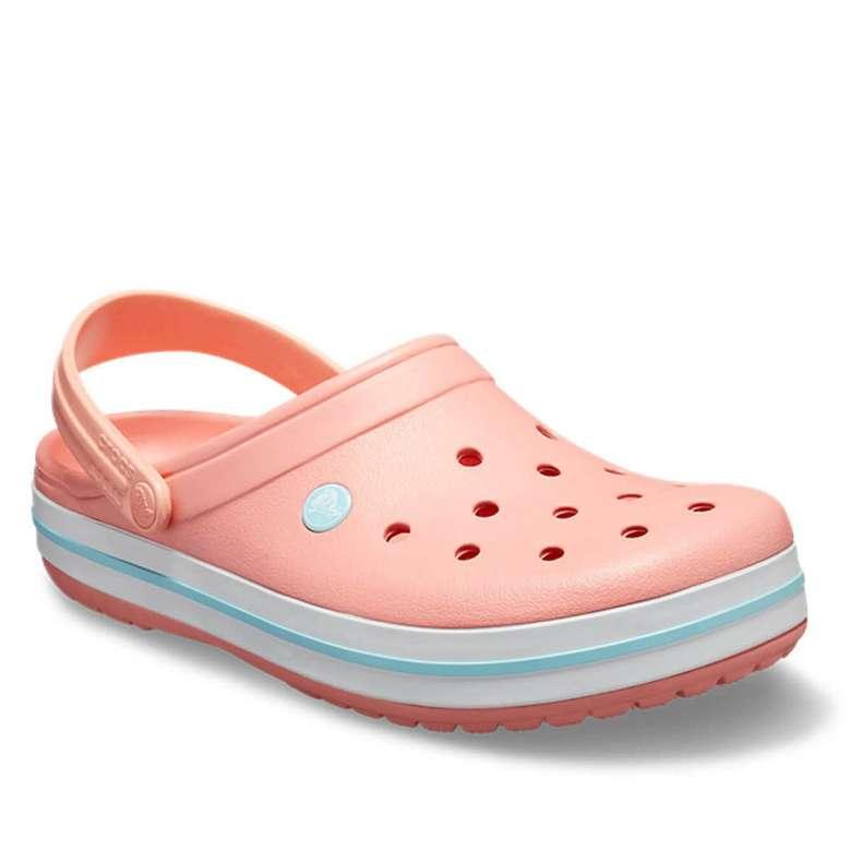 Crocs 11016-7H5 Crocband Kadın Terlik