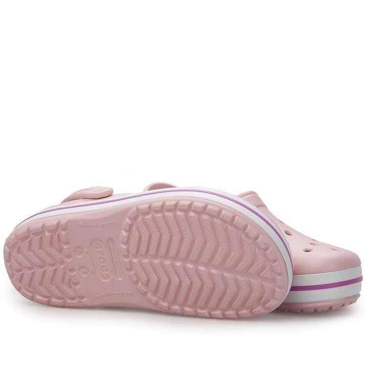 Crocs Crocband Bayan Terlik -  Pembe 39-40