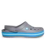 Crocs Crocband Bay Terlik - Gri 43-44
