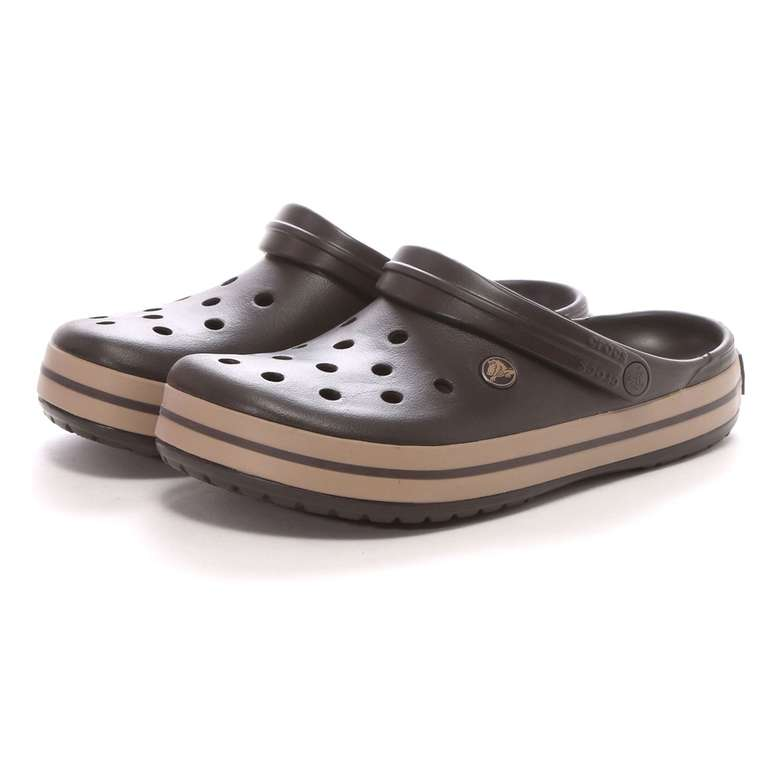 Crocs Crocband Bay Terlik - Kahverengi 42-43