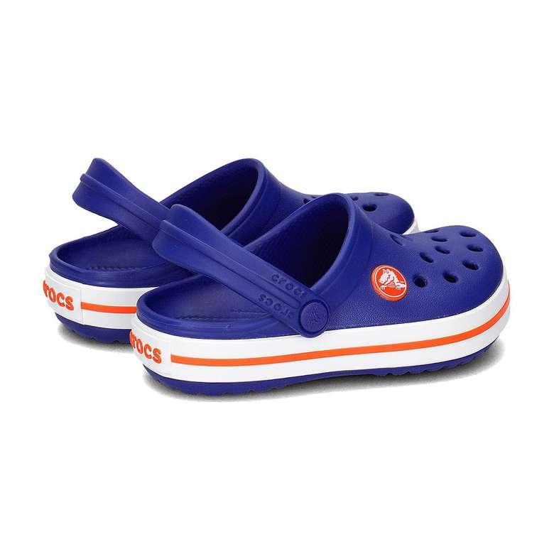 Crocs Crocband Çocuk Terlik - 28-29 Mavi