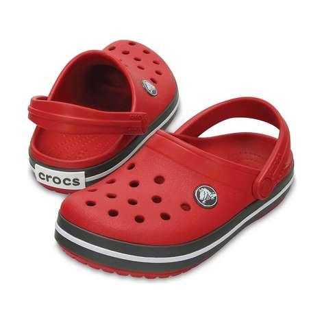 Crocs Crocband Çocuk Terlik - 28-29 Kırmızı
