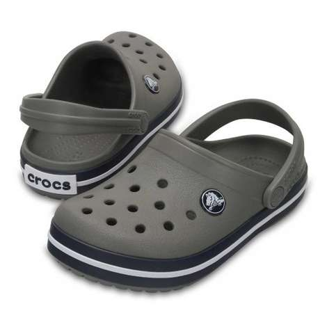 Crocs Crocband Çocuk Terlik - 29-30 Gri