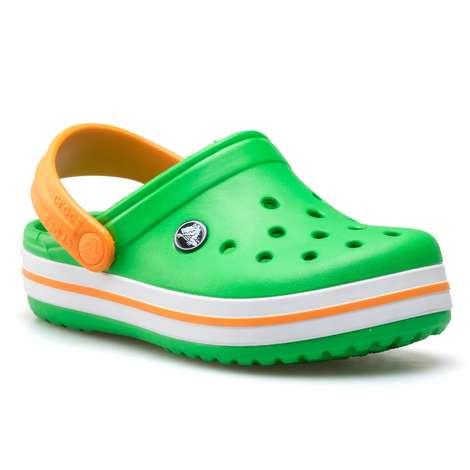 Crocs Crocband Çocuk Terlik - 24-25 Yeşil