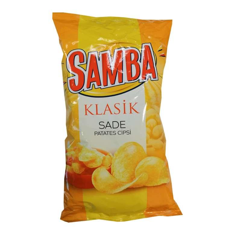 Samba İnce Patates Cipsi 150 G