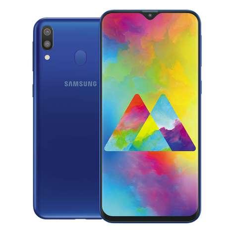 Samsung Galaxy M20 32 GB Cep Telefonu - Mavi