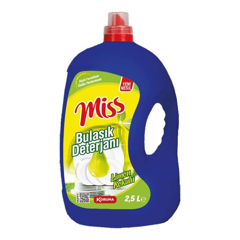 Miss Bulaşık Deterjanı 2,5 L