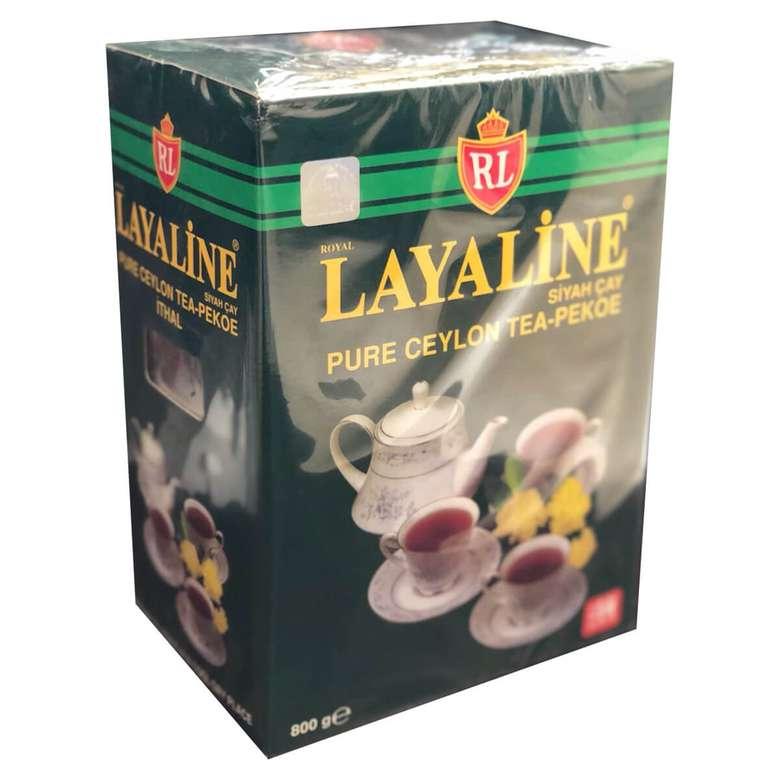 Layaline Çay Seylan 800 G
