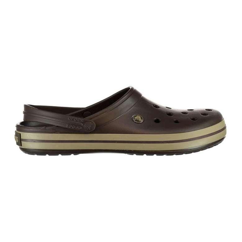 Crocs Crocband Bay Terlik 43-44 - Kahverengi