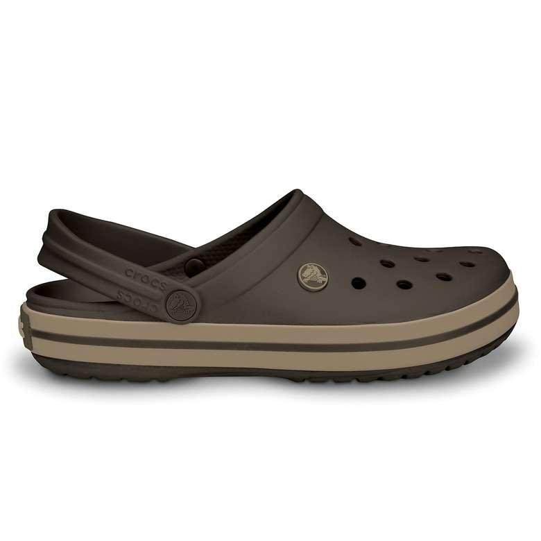 Crocs Crocband Bay Terlik 45-46 - Kahverengi