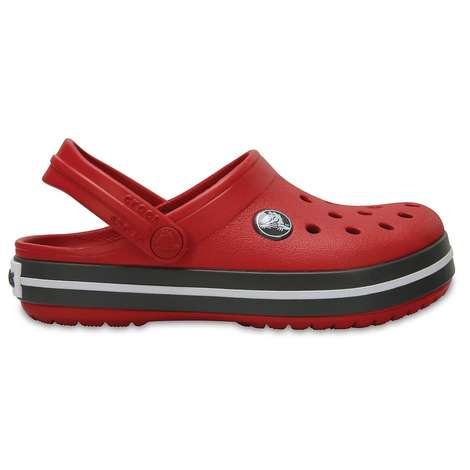 Crocs Crocband  Çocuk Terlik 25-26 - Kırmızı