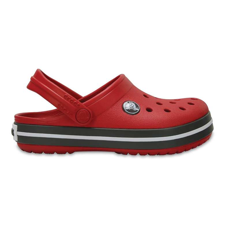 Crocs Crocband Çocuk Terlik 34-35 - Kırmızı