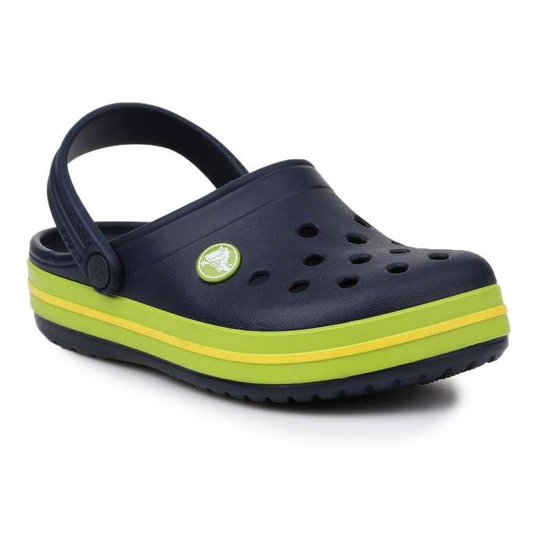 Crocs Crocband  Çocuk Terlik 25-26 - Lacivert