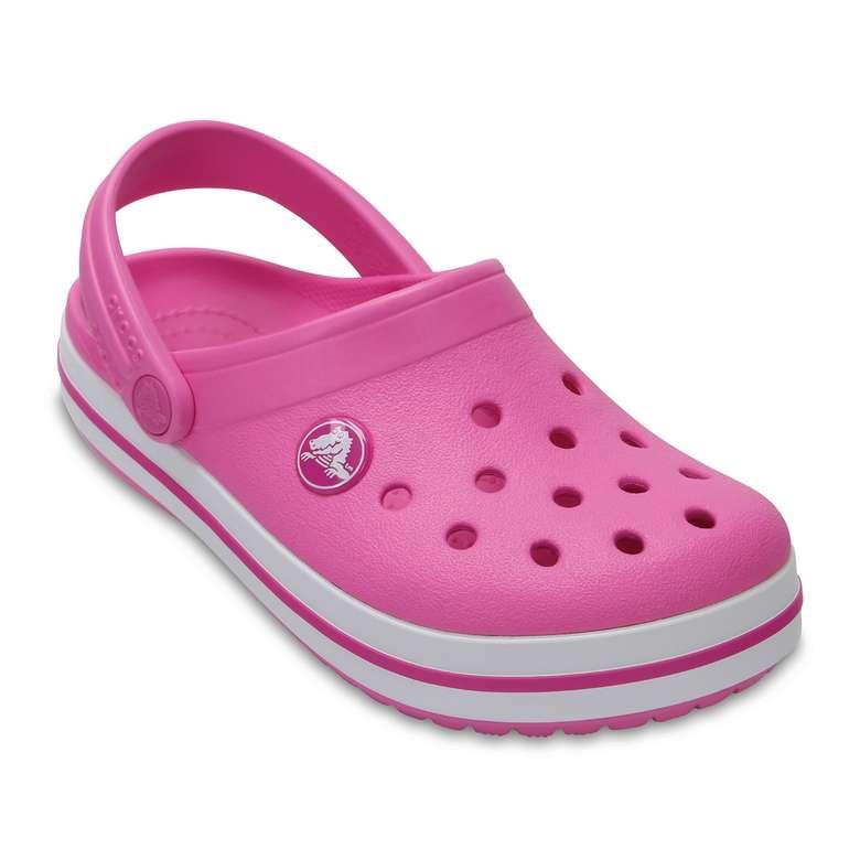 Crocs Crocband  Çocuk Terlik  27-28 - Pembe