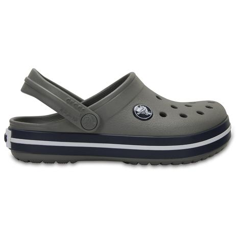 Crocs Crocband Çocuk Terlik 30-31 - Koyu gri