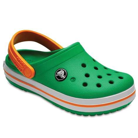 Crocs Crocband Çocuk Terlik 27-28 - Yeşil