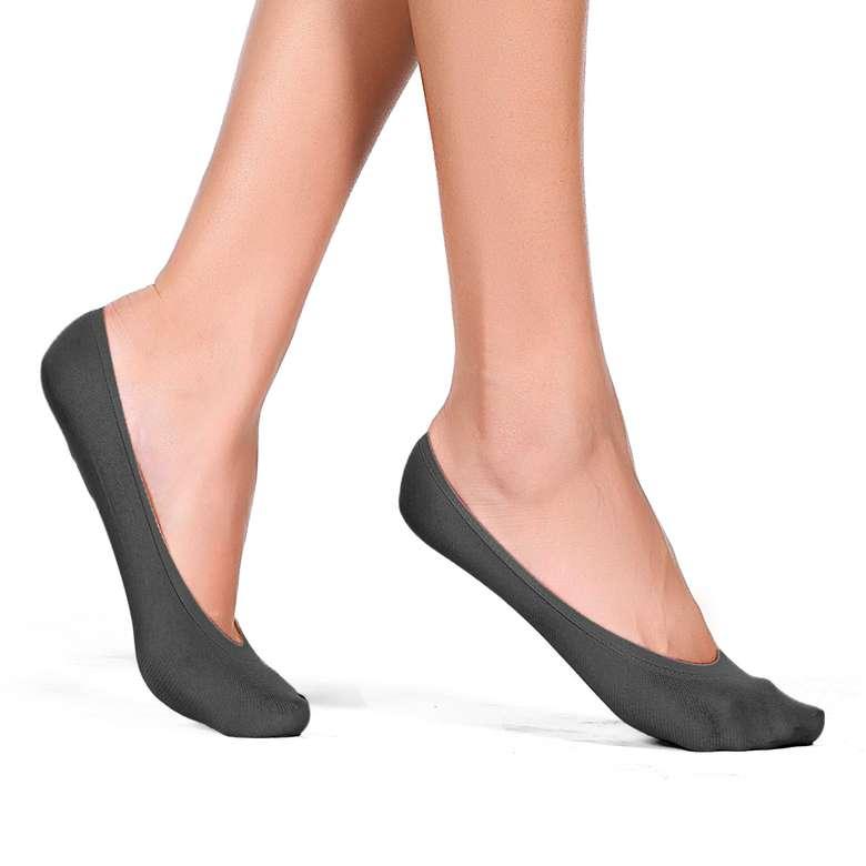 Doremi Kadın Suba Çorap - Siyah