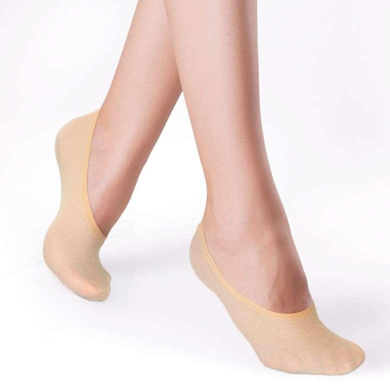 Doremi Kadın Suba Çorap - Ten