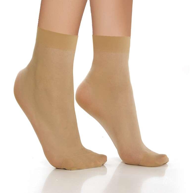Doremi Kadın Soket Çorap Fit 15  - Sahra