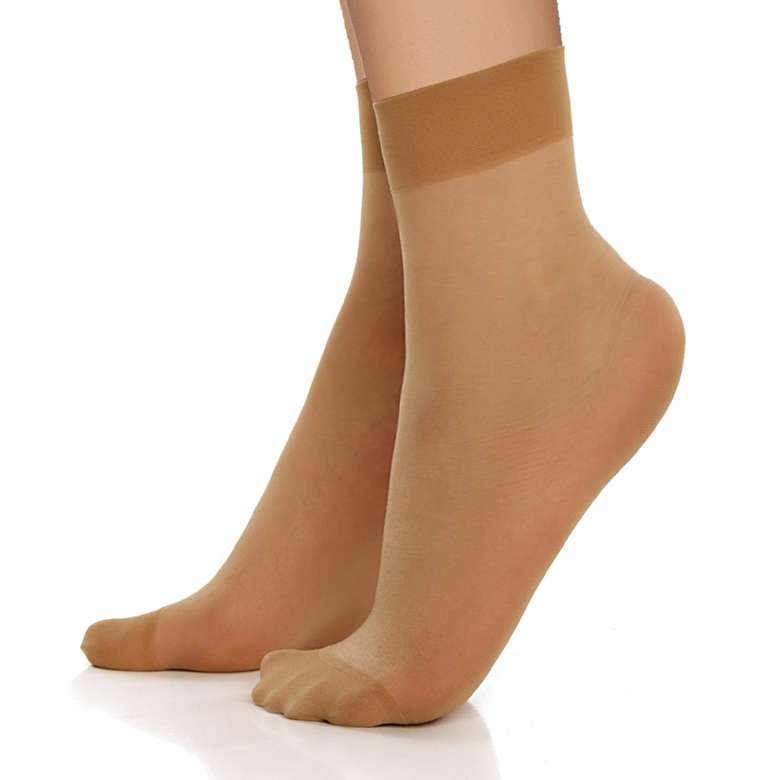 Doremi Kadın Soket Çorap Fit 15 - Ten