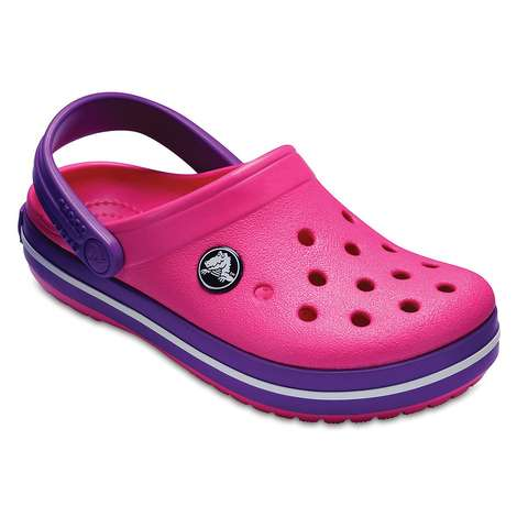 Crocs Crocband Çocuk Terlik 30-31 - Pembe